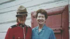 Memorial held for former RCMP officer that died fighting abuse